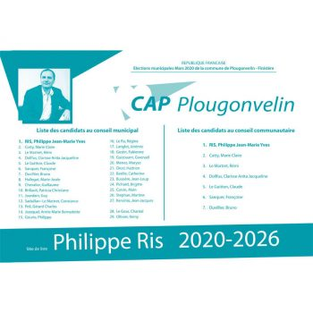 bulletin vote cap plougonvelin