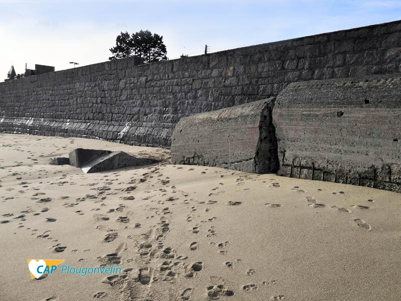 mur atlantique plougonvelin