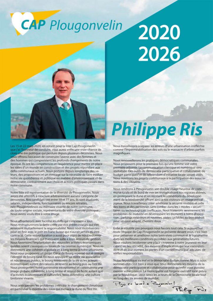 profession de foi cap plougonvelin philippe ris