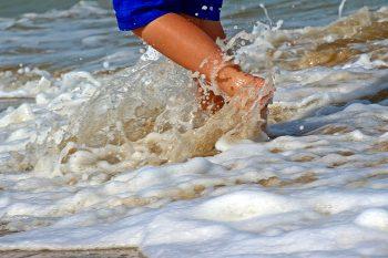 bain de mer