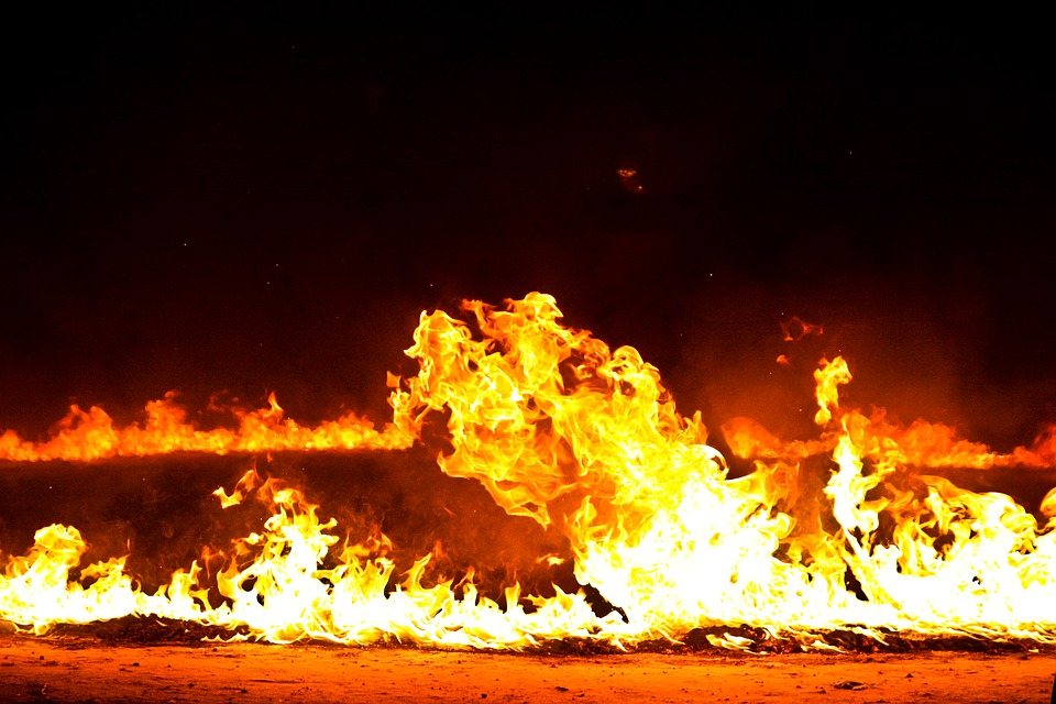 feu de nuit