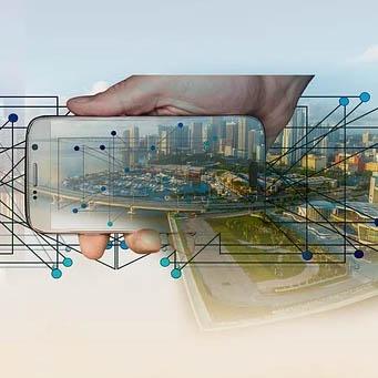 connexion numérique urbaine